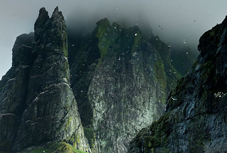 Boreray - St Kilda - Scotland