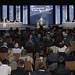 Maryam Rajavi attends IWD Conference entitled,