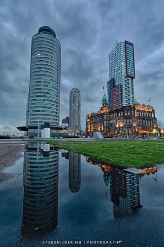 Hotel New York Rotterdam (HDR)