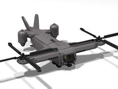 Maze Runner WCKD Berg (WIP) (Brick Defense) Tags: legomilitary lego mazerunner