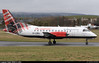 Loganair Saab 340B G-LGNJ @ Isle of Man Airport EGNS/IOM (Joshua_Risker) Tags: isle man airport egns iom planes plane planespotting planespotter aviation aircraft jet loganair saab 340 340b sf34 glgnj