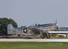 P-51D Mustang (Eric S Olsen) Tags: p51d mustang northamerican oshkosh aviation aircraft airshow airventure fighter n151am