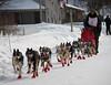 2018 UP 200 Dog Sled Race - Grand Marais Check Point (daveumich) Tags: dogsled upperpeninsula michigan grandmarais winter february 2018