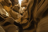 Antelope canyon - yellow tone (TAC.Photography) Tags: arizonapassages arizona slotcanyon antelopecanyon swirls lines detail texture nature naturesartistry tomclarknet tacphotography