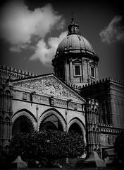 Particolare della Cattedrale di Palermo (dona(bluesea)) Tags: cattedrale palermo sicilia sicily