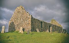 Dead and Buried. (Harleynik Rides Again.) Tags: ruin church isleofskye darkness highlands westernisles scotland deadandburied harleynikridesagain nikondf