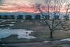 Post Sunset (aka Buddy) Tags: 2018 winter sunset sandy hook officers row highlands nj og hdr