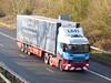 SN67SXS (47604) Tags: sn67sxs l641 malcolm logistics lorry truck hgv artic m42 scania
