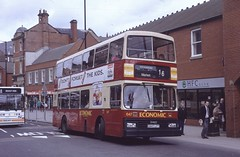 647. C647 LFT: Busways (chucklebuster) Tags: c647lft busways economic stagecoach tyne wear pte leyland olympian alexander