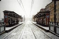 Schnee 1 (Turikan) Tags: olympus mju i fuji c200 dortmund schnee