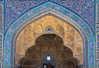 Jameh Mosque, Isfahan, Iran (Feng Wei Photography) Tags: islamicculture persianculture middleeast isfahan art courtyard landmark colorimage builtstructure islam islamic tourism mosque famousplace tranquilscene iran iranianculture travel unescoworldheritagesite minaret unesco outdoors architecture jamehmosque horizontal persian traveldestinations irn