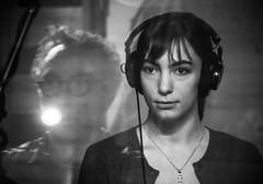 #1009 (Viola Mazzoleni) Tags: registrazioni disco cantante musica blackandwhite strasbourg lekidstudio ittenheim louise