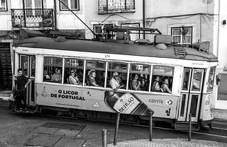 Street life Lisbon