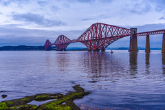 The Forth rail bridge, South Queensferry (picsbyCaroline) Tags: