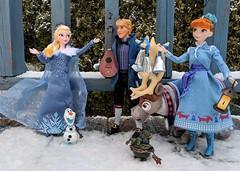 Ok Elsa, enough is enough! (Pablo Pacheco 85) Tags: snow frozen disneystore disney elsa anna kristoff jonathangroff idinamenzel kristenbell snowqueen queenelsa olaf joshgad sven