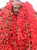 IMG_3770  Flower seller ( Calcutta ) Mullick Ghat Flower Market (borsha_dhara12) Tags: flower seller calcutta mullick ghat market