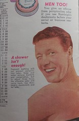 Rawleigh's 1952 Almanac Cookbook (neshachan) Tags: rawleighs ephemera kitsch almanac cookbook 1950s 1952 deodorant man