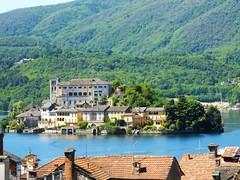 Lago d'Orta - Isola di San Giulio (presbi) Tags: lagodorta orta novara italy sangiulio isola island lake lago