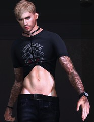 give me your forever, or at least just for a while (ajarabello) Tags: mossu mensdept straydog stealthic buzzeri zoom anasposes secondlife lelutka belleza secondlifeblogger fashion menswear mesh bento blog blogger sl