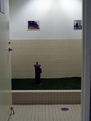 Doggy Toilet (BlueRidgeKitties) Tags: canonpowershotsx40hs newarkairport ewr
