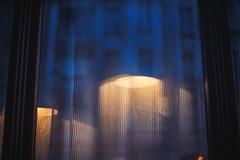 Window Dressing (ewitsoe) Tags: window reflection light dark street urban city cityscape life canon eos6dii ewitsoe jezyce poznan polska europe warm glow