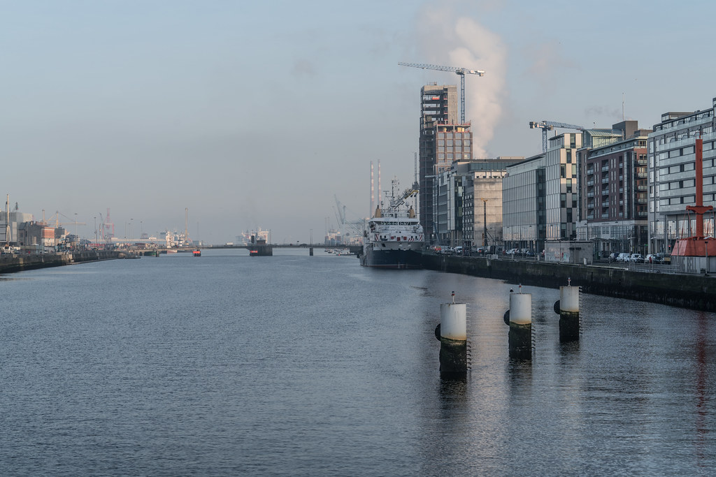 ILV GRANUAILE VISITS DUBLIN [11 JANUARY 2018]-135401