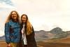 Top of Haleakala, Maui. 95-17-3  8.3.95 (wbaiv) Tags: jean bill 1995 hawaiian vacation maui haleakala 10000 feet tall moonscape marsscape above clouds