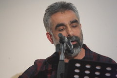 Hüseyin Kaplan & Dursun Can Çakin (2018) 04 (KM's Live Music shots) Tags: worldmusic turkey traditionalturkishmusic alevimusic deyiş huseyinkaplandursuncancakın soasconcertseries soas