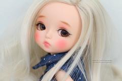 Sisters (Emmie Ame) Tags: latiyellow doll toy latidoll lati taipeispeciallimitedveryunatan yuna