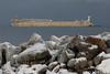 def_ash122417arrS2rb (rburdick27) Tags: tug barge defiance ashtabula lakeshore ice snow lakesuperior