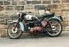 BSA C12 Pre renovation. (Chris Firth of Wakey.) Tags: bsa bsac12 motorbike