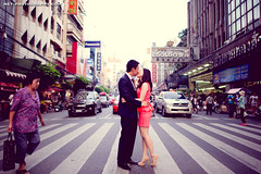 China Town Bangkok Thailand Engagement Session (NET-Photography   Thailand Photographer) Tags: 200 2012 24mm 24mmf14 asia bangkok bangkokphotographer best bkk camera china d3s destination documentary engagement engagementsession f14 iso iso200 netphotographer netphotography nikon np photographer prewedding prenuptial professional service session thailand thailandphotographer tour town world th