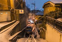 our turn 2 (matteroffactSH) Tags: seoul korea south southkorea gangnam district asia winter 2018 urban cityscape architecture future futuristic dense density skyline buildings alley nikon d800 d800e andrew rochfort andrewrochcfort matteroffact hills snow snowy cold freezing storm
