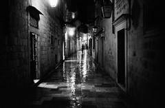 Oblivion (Koprek) Tags: leicam2summaron35mm2 kodaktrix 1600 film croatia nocturno dubrovnik december 2017 wind cold rain