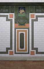 59th St / Columbus Circle (TheMachineStops) Tags: 2018 manhattan nyc newyorkcity indoor trainstation transit subway irt mta nycta newyorkcitysubway rail nyctransit tiles platform sail columbuscircle yournewyorkcitysubway retouched wall ship