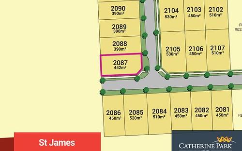Lot 2087, Trendal Way, Oran Park NSW