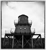 Hurst tower. (awphoto3) Tags: tower symmetry blackandwhite monochrome hurstcastle explore