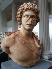 The Met (sctcroft) Tags: themet roman greek museum 2016 bust