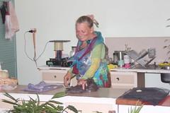 IMG 8577 (Eminpee Fotography) Tags: felting friends people craft fibreart wool