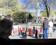 DSCN1257 (danimaniacs) Tags: newzealand christchurch chess chalice window
