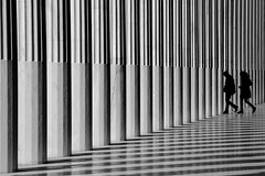 (Vasilis Kotsinis) Tags: greece ancient ancientgreece roman ancientmarket geometry lines nikon nikond5200 d5200 silhouette bw blackandwhite athens monastiraki monument