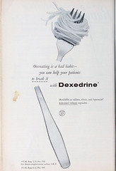 2018.02.11 Pharmaceutical Ads, New York State Journal of Medicine, 1957 305