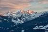 Faux Alpenglow (The Hobbit Hole) Tags: ramsau sunset nikon d700 styriaaustria mountain