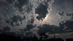 Storm Clouds 24th February 2018 (Mark Hollander) Tags: storm clouds cloudsstormssunsetssunrises sky merimbula therebeastormabrewin therebeastormbrewin weather