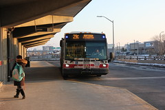 TTC 9045 (BillyCabic) Tags: toronto bus transit ttc