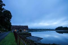 Pentillie 25th September 2017 #12 (JDurston2009) Tags: pentillie pentilliecastle cornwall tamarvalley rivertamar tamar dawn
