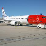 Boeing 737-8JP Norwegian Air Shuttle LN-NGY thumbnail