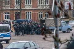 """Neonazidemonstration """"Ein Licht für Dresden"""" - III. Weg - Nordhausen 17.02.2018 (de.havilland145) Tags: ndh nordhausen 3 weg iii ein licht für dresden 132 februar 172 nazis neonazis"""