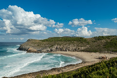 Most beautiful beach of Mallorca Cala Torta