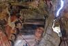 Ermita de San Jorge  170218-3101 (Eduardo Estéllez) Tags: painting ancient fresco art renaissance old murals frescoes beautiful wall culture mural church color painted religion christianity scene world temple arch abstract decoration light architecture colorful travel human background hermitage europe history building tourism stone construction historic medieval gothic christian abandoned ruin monastery christ sanjorge mogollones caceres extremadura spain estellez eduardoestellez